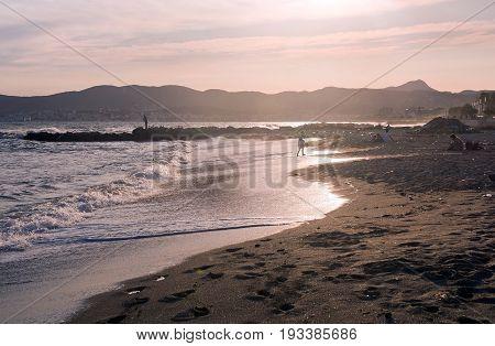 Molinar Beach