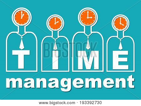 Time management an important component of soft skills training. Presentation template for lecture or workshop for teams. Useful in business sphere for corporate training