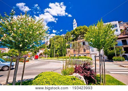 Town Of Novi Vinodolski Skyline View