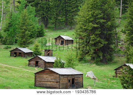 Garnet is Montana's most intact ghost town. It was a thriving mining camp during the late 1800s.