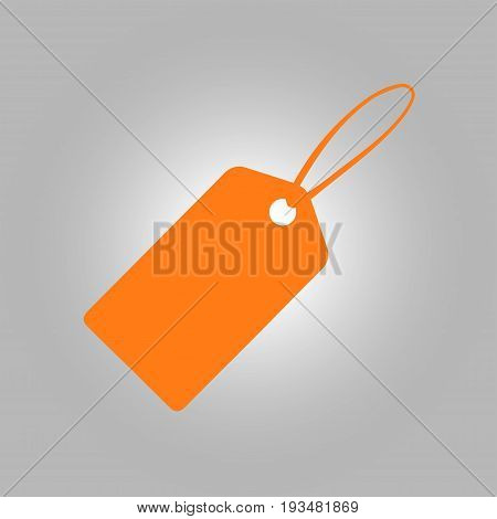 Sale tags icon. Price labels percent sale off. Flat design style. Badge tag, a price tag, discount.
