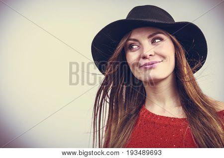 Gorgoeus Lady Smiling.
