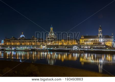 Cathedral Of Dresden