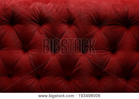 Bordo Red Cloth Sofa Texture Background.concept Textures Of Furniture