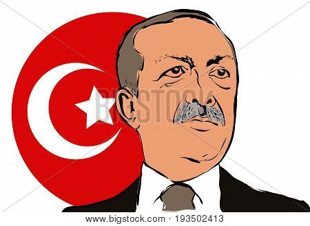 06. May 2017.President of Turkey Recep Tayyip Erdogan