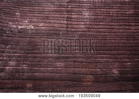 Fragment Of An Old Wooden House