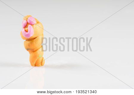 Plasticine Figures, Children's Play, Fairytale Figures