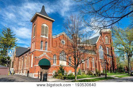 Baptist Church in Buffalo - New York, United States
