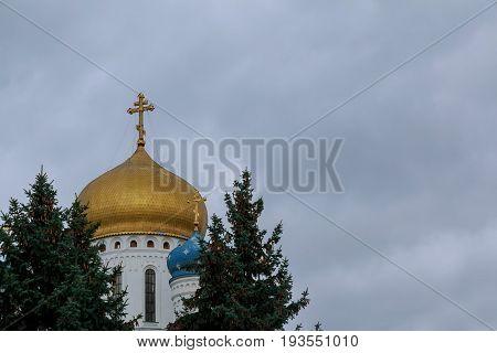 Orthodox Church. Uzhgorod