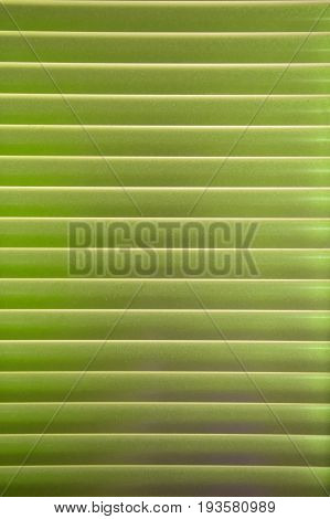 Horizontal Pattern Of Purple Venetian Blinds