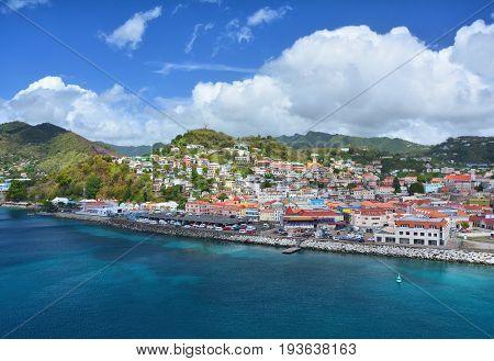 Saint George In Grenada
