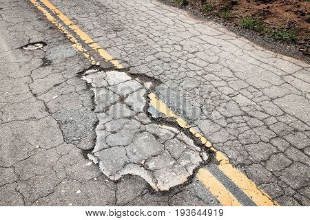 Road Damage