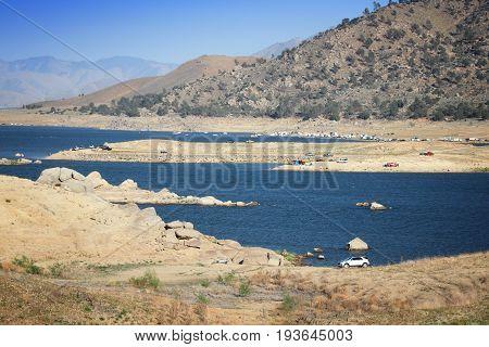 Low Level Lake