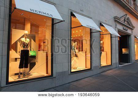 Hermes Fashion