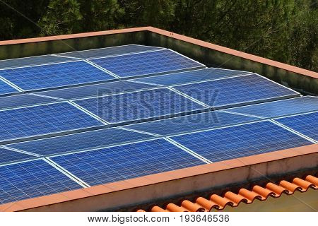 Rooftop Solar Electricity