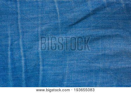 Blue jeans texture (jeans blue background )