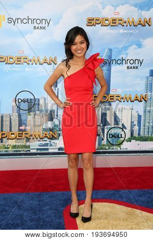 LOS ANGELES - JUN 28:  Tiffany Espensen at the