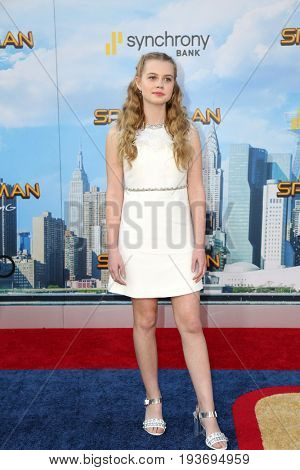 LOS ANGELES - JUN 28:  Angourie Rice at the