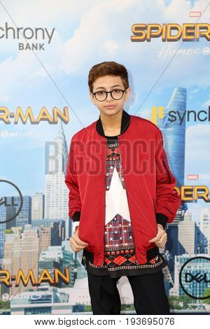 LOS ANGELES - JUN 28:  JJ Totah at the