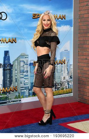 LOS ANGELES - JUN 28:  Gigi Gorgeous at the