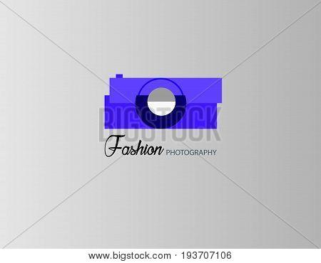logo para fotografos estilo moderno fashion y creativo