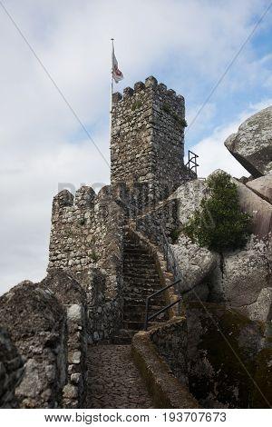 Sintra. Castelo Dos Mouros