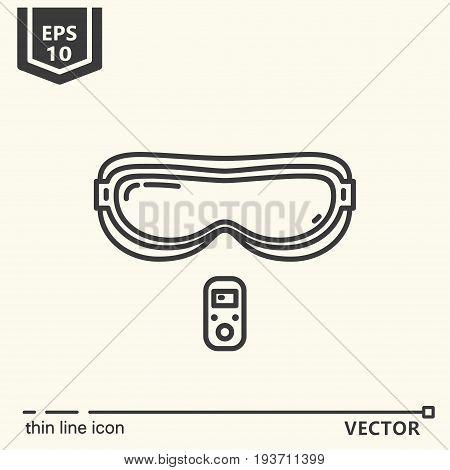 One Icon - Massage Glasses