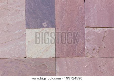 Cement rock block construction concrete architecture texture background