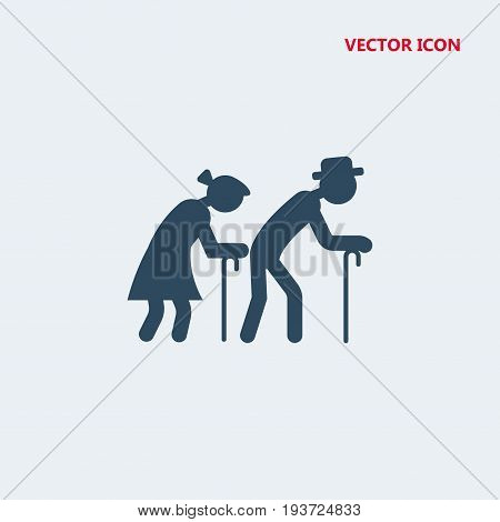 old people Icon, old people Icon Eps10, old people Icon Vector, old people Icon Eps, old people Icon Jpg, old people Icon Picture, old people Icon Flat