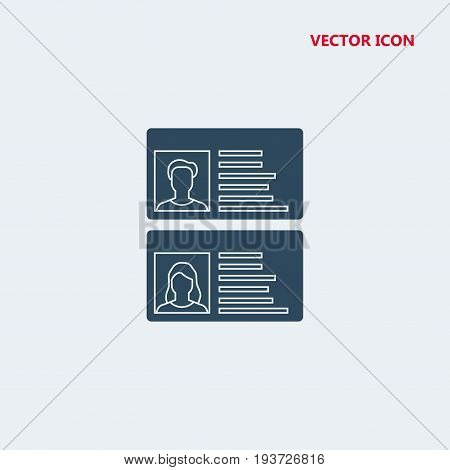 id card Icon, id card Icon Eps10, id card Icon Vector, id card Icon Eps, id card Icon Jpg, id card Icon Picture, id card Icon Flat, id card Icon App