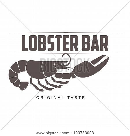 Lobster Bar Logo