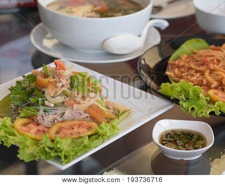 thai food ; asian food ; cuisine thai