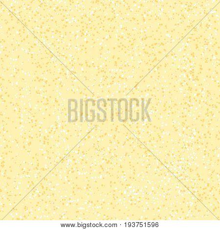 Sand flat seamless texture. Vector illustration. Sand Pattern.