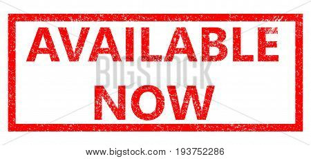 available now stamp on white background. Available Now Sign.