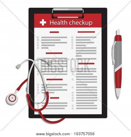Health Checkup Healthcare Concept