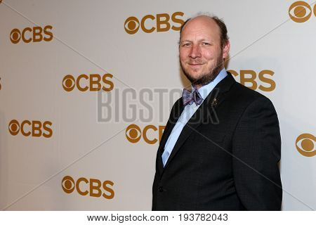Actor Dan Bakkedahl attends the 2015 CBS Upfront at The Tent at Lincoln Center on May 13, 2015 in New York City.