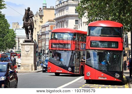 London Double Deckers