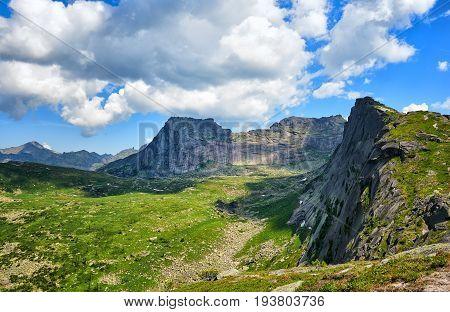 Mountain Range -