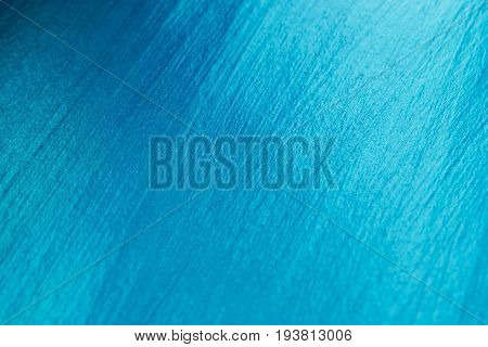 Background Painted Of Blue Nacreousl Color. Abstract  Background.