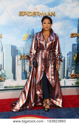 LOS ANGELES - JUN 28:  Selenis Leyva at the