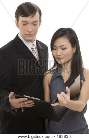 Business Couple 5