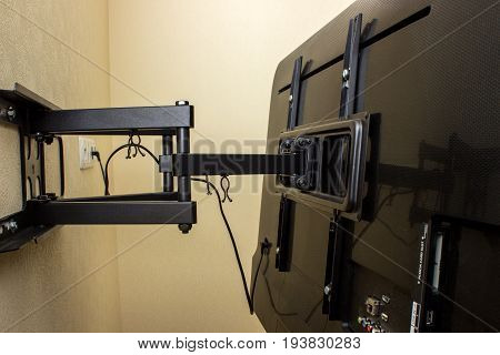 Tv Bracket Led Display. Swivel Bracket For Tv.