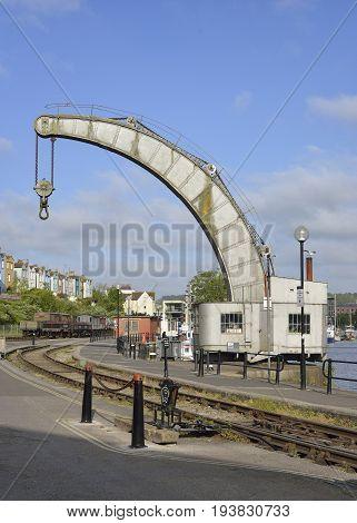 Fairbairn Steam Crane