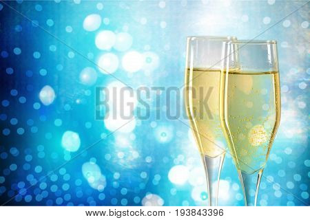 Champagne champagne flute toast alcohol champagne toast two objects glass