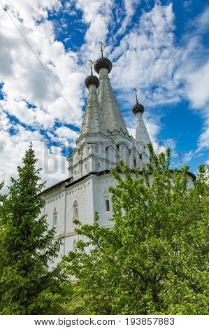 Church Of The Assumption Of The Blessed Virgin Mary In Uglich, Russia
