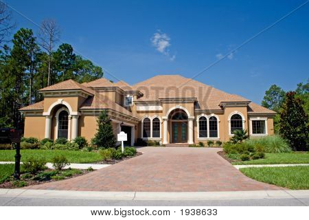 Newly Constructed Upscale Home