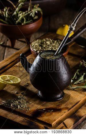 Yerba Mate - Latin American Hot Drink Herb Tea