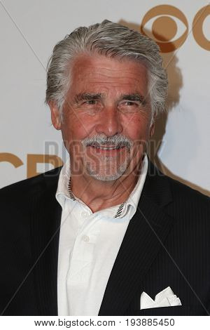 Actor James Brolin attends the 2015 CBS Upfront at The Tent at Lincoln Center on May 13, 2015 in New York City.