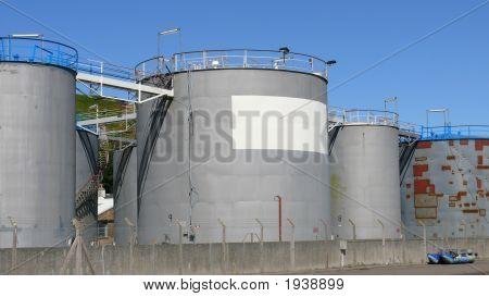 Tanques de combustível