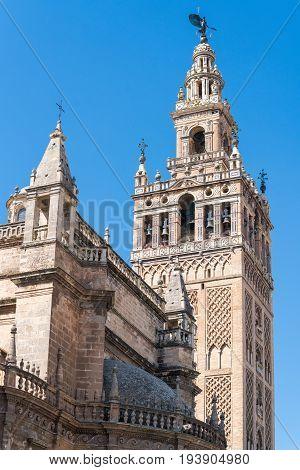 Catedral De Santa María De La Sede, Seville, Andalucia, Spain